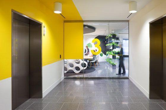 modern design graphic interior