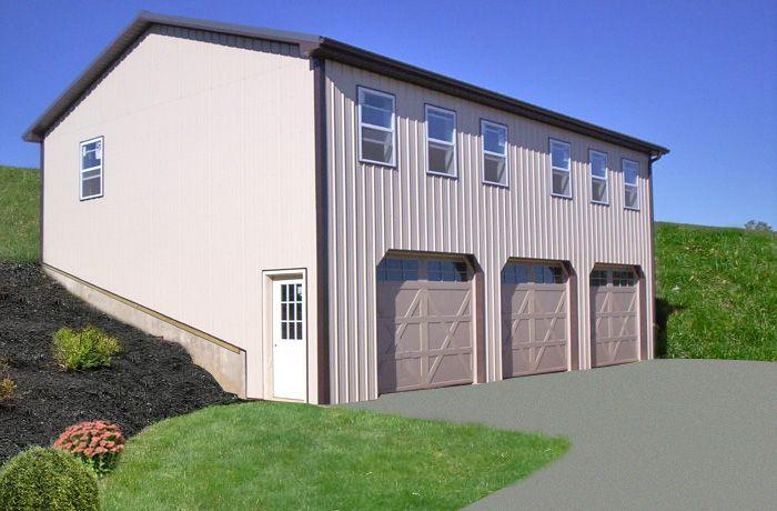 17 best ideas about garage builders on pinterest metal