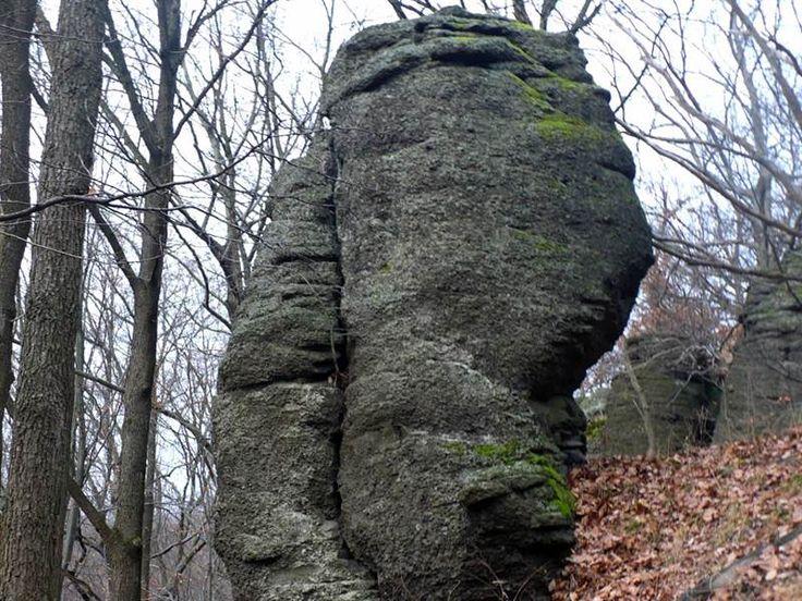 Belinské skaly 1 pri Fiľakove
