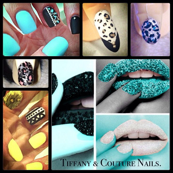 A collection of Nail Designs by me :)