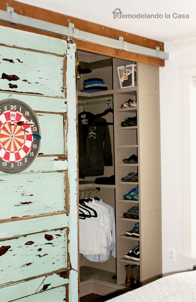 Remodelando la Casa: Teen Boy Room Reveal
