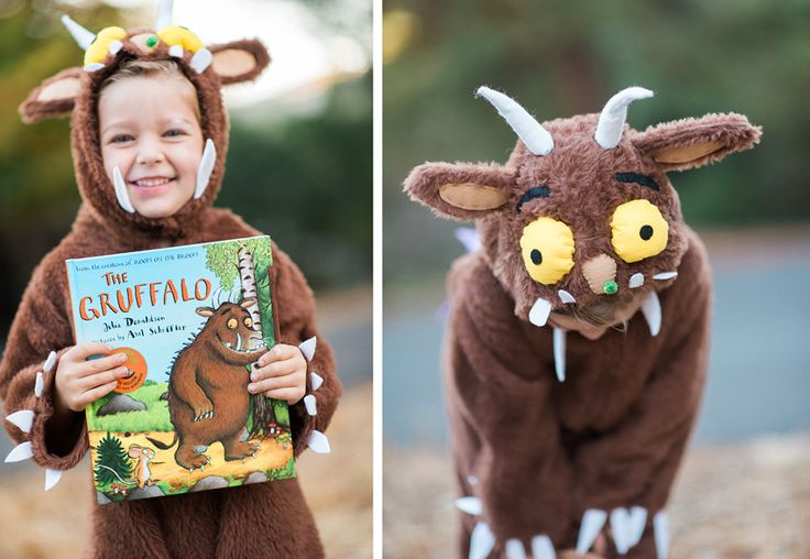 The Gruffalo Costume   Aria Photography Blog