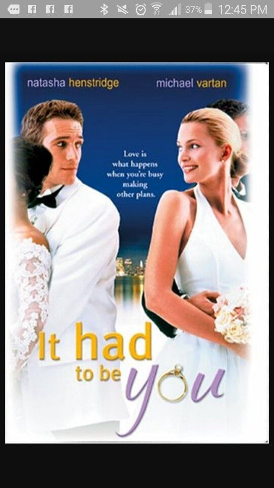 It had to be you movie