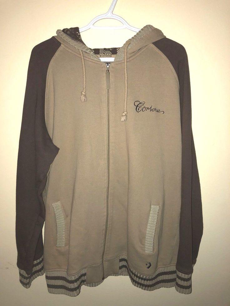 ONLY 19H LEFT!!! FIRST BID ONLY $12.99 - Mens Converse Vintage Hoodie Size XL #Converse #VintageHoodie #Narcando #toronto #london #paris #newyork #losangeles #Chopard #CalvinKlein #LRG #Converse #Graff #Buccellati #PointZero #deals #bargains #luxury