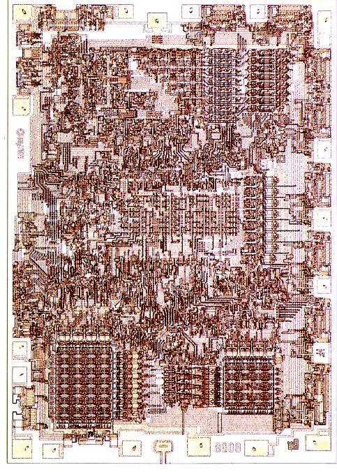 1972: Intel 8008