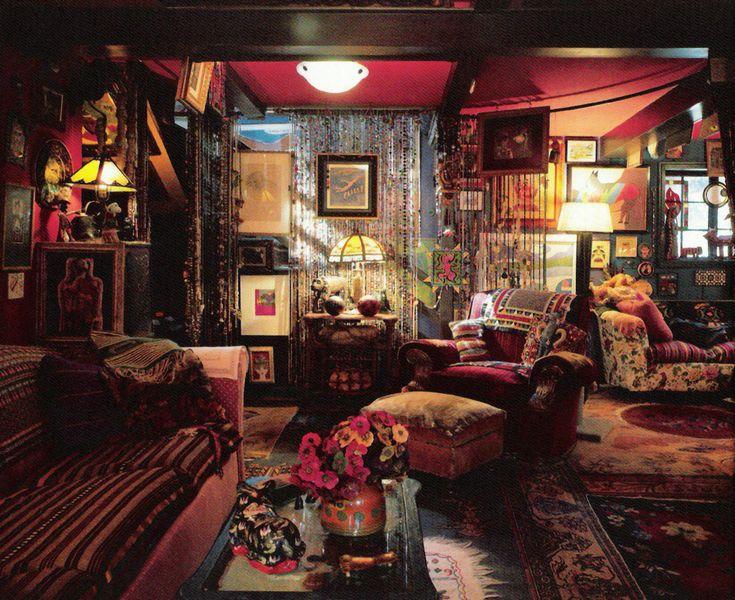Hippie Bohemian Gypsy Cozy Room Decor