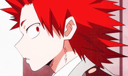 "I got Eijirou Kirishima! Which Character From ""My Hero Academia"" Are You?"