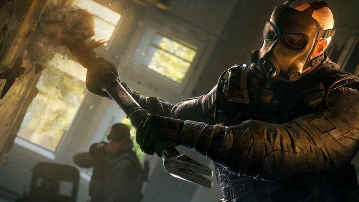Rainbow Six Siege is Free to Play Starting Today