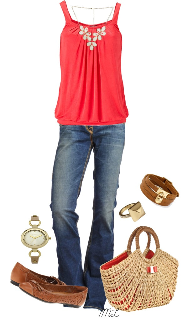 """""""Let's stroll"""" by tmlstyle on Polyvore"""