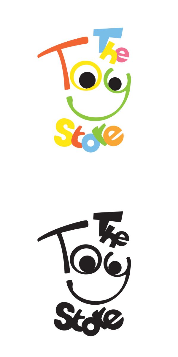 'The Toy Store' Brand Indentity on Behance