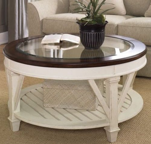 Best 100 round coffee tables images on Pinterest