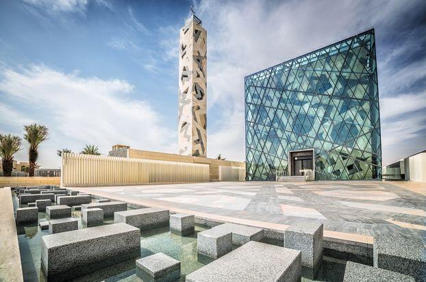 KAPSARC Community Mosque   Riyadh   Saudi Arabia   Facade 2016   WAN Awards
