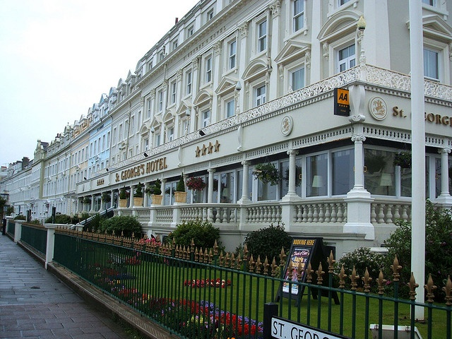 St Georges Hotel Llandudno - great memories of a wonderful holiday