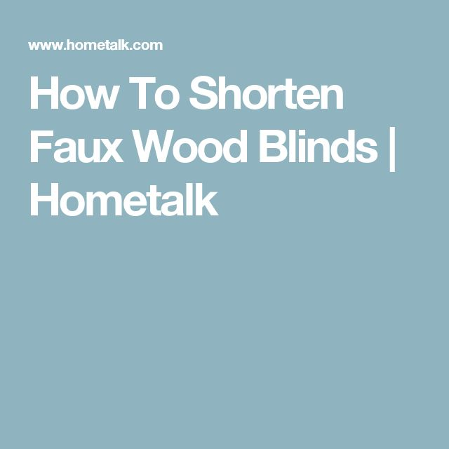 1000 ideas about faux wood blinds on pinterest property brothers wood blinds and living room. Black Bedroom Furniture Sets. Home Design Ideas