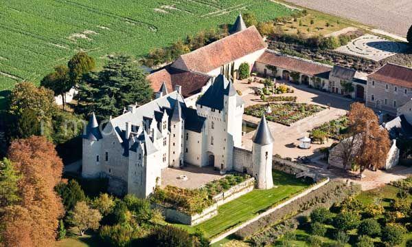 Chateau du Rivau   Centre, Indre et Loire, Lémeré