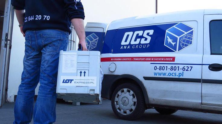 Do monitorowanie temperatury firma OCS korzysta z urządzeń firmy Sensitech, aby w pełni zapewnić bezpieczeństwo produktów przesyłanych w kontrolowanej temperaturze.