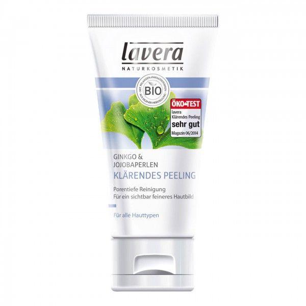 Lavera Klärendes Peeling 50 ml: https://www.nordjung.de/lavera-klaerendes-peeling-50-ml #naturkosmetik #lavera #peeling