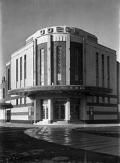 Odeon Cinema, Crescent West, Cleveleys, Blackpool, Lancashire