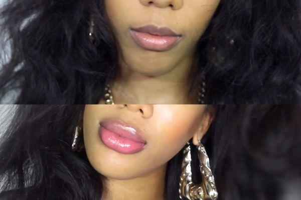 Vollere lippen zonder injecties