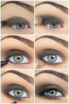 The Perfect Bridal Smokey Eyes Makeup for Wedding Day ♥  Smokey Eyes Makeup Tutorial