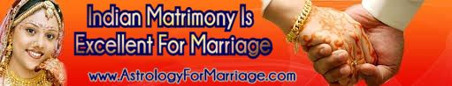 Indian Matrimony Is Excellent For Marriage - The processes of marriage in the Indian are a bit complex, but it looks very interesting. Most marriages take place as arranged by families or relatives. In general, marriages occurred at a different phase. This process began after the girl or boy finished their studies and went to work. First, parents give horoscopes for friends and family... Read More: http://www.astrologyformarriage.com/indian-matrimony-excellent-marriage/