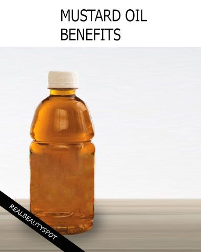 BENEFITS & USES OF MUSTARD OIL