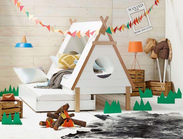 Tipi, tepee o teepee? | tende/letto per bambini