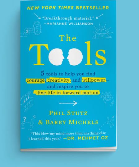 the tools by phil stutz barry michels a groundbreaking book about personal growth that