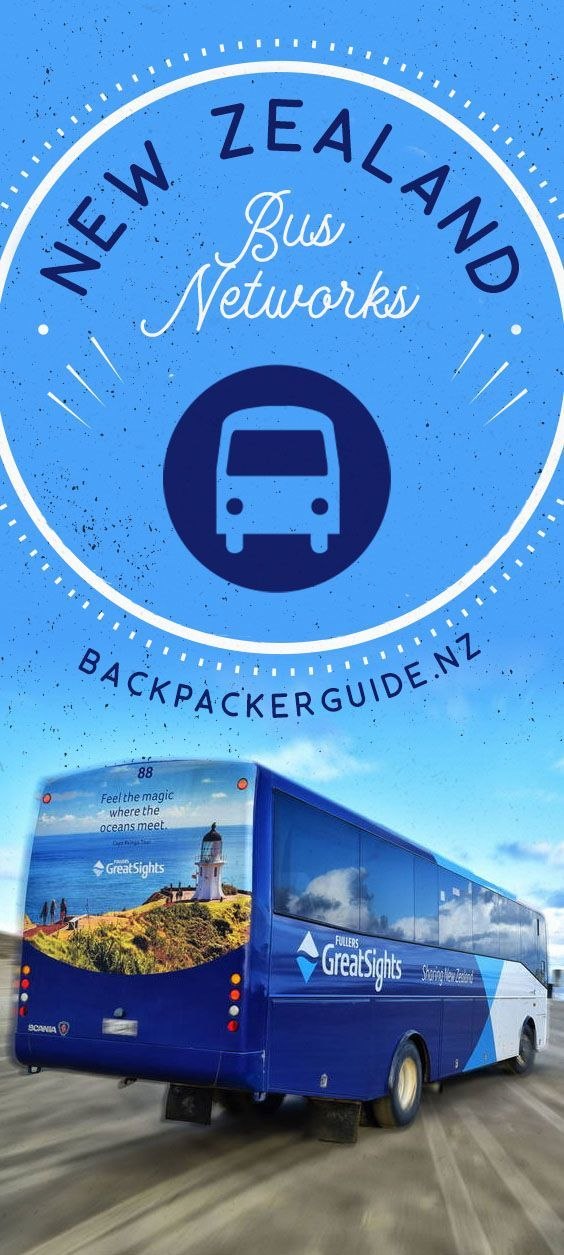 Bus Networks in New Zealand – Bernadette | apackedlife: travel destinations, help, hacks, advice and writing
