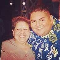 Gabriel Iglesias with wife  | Gabriel and his mom