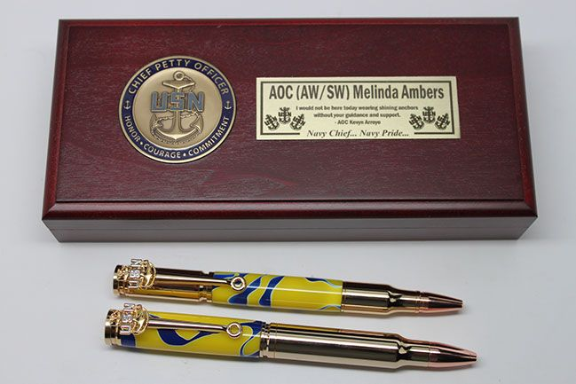 Navy Chief Pen Set Gifts