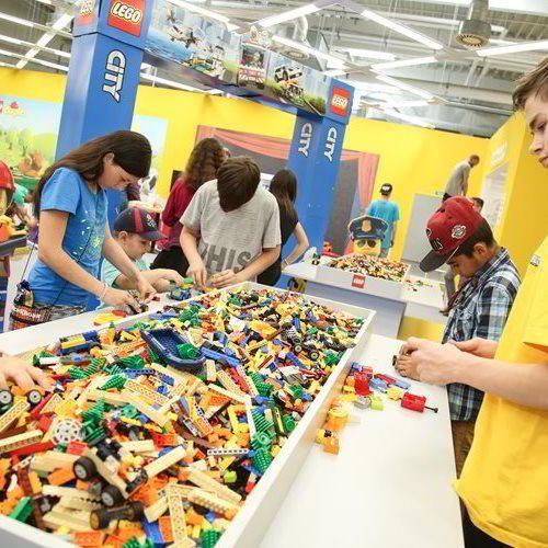 Kudy z nudy - Kostkoland - největší česká Legoherna a muzeum lega v Praze