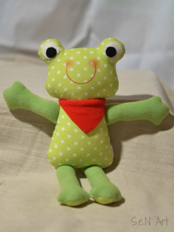 Hey, I found this really awesome Etsy listing at https://www.etsy.com/listing/221872528/sale-fabric-frog-toy-soft-frog-toy