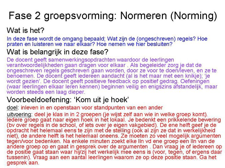 Norming