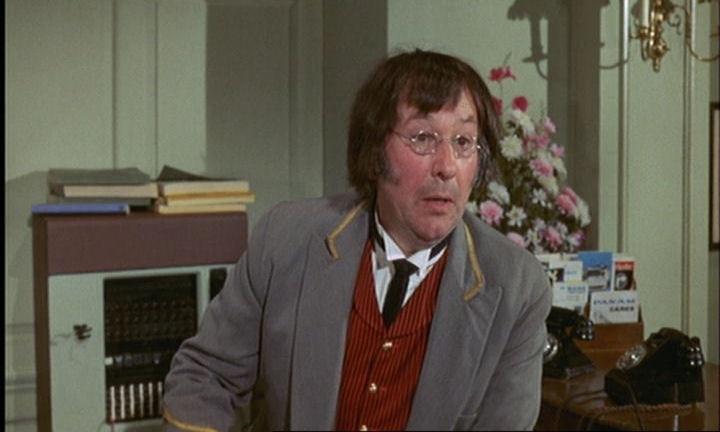 Jack Douglas in Carry on Girls