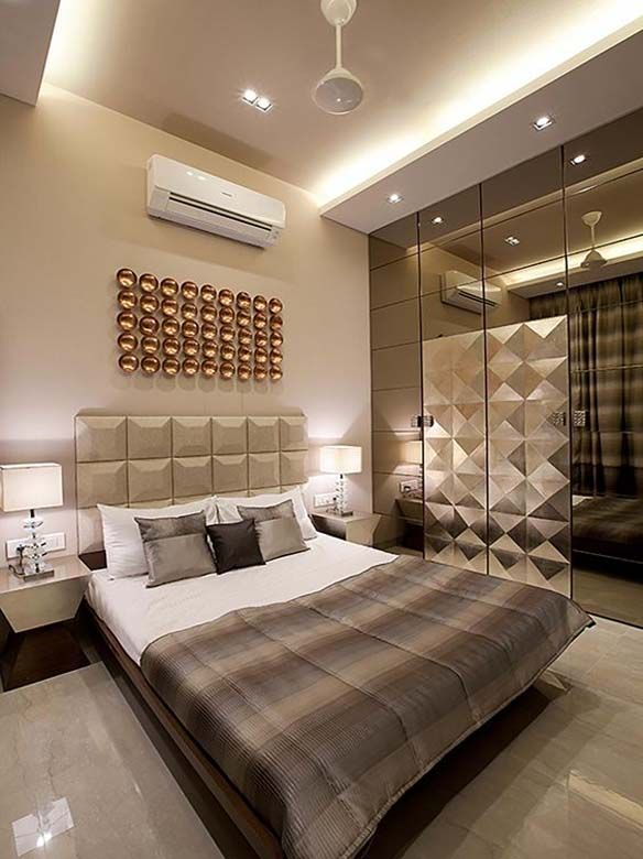 . Elegant Bedroom Interior Designs   Bedrooms Decoration Ideas in 2019