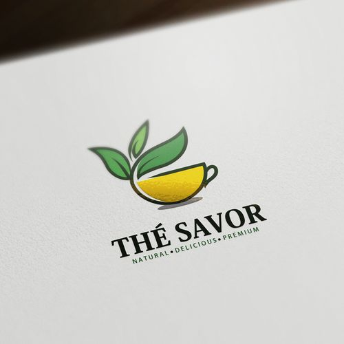 Designs | TEA ATTRACTION | concurso Logo design