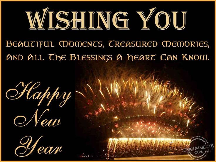 Happy New Year Pictures, Images, Scraps for Orkut, Myspace