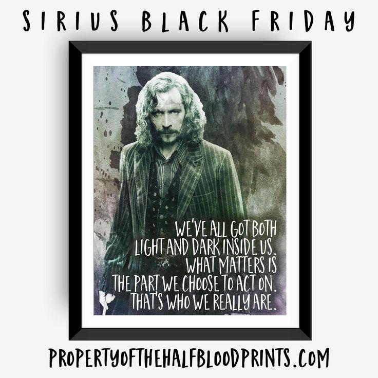 SIRIUS BLACK FRIDAY Poster – 13×19 – Products – # 13×19 # Friday #Poster #P …