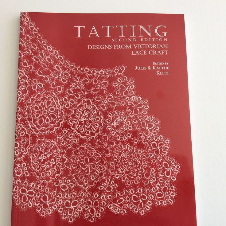 Tatting: Designs from Victorian Lace Craft by Lacis Publications (Paperback,...