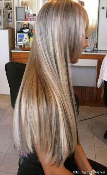 Výsledek obrázku pro dlouhé vlasy s ofinou