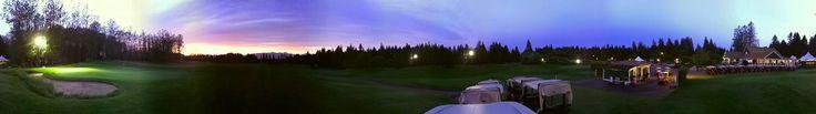 Redwoods Sunset  #redwoodsweddings
