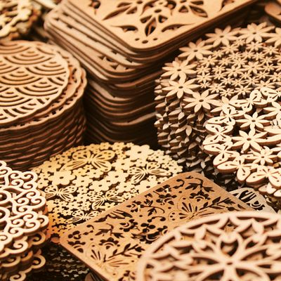 Laser cutting creativity seems to be limited only by imagination. While this computer-controlled technology is typically used for...