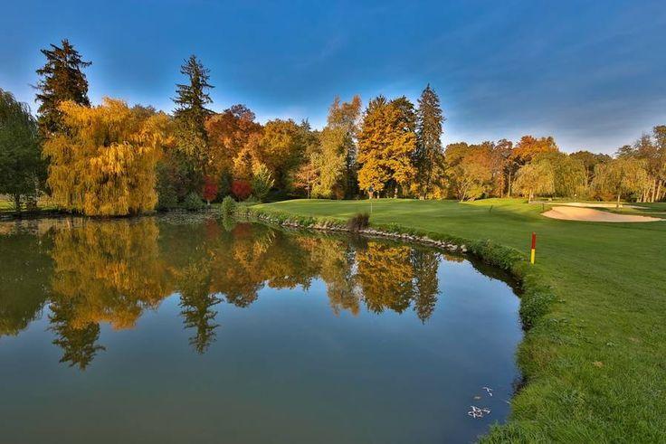 Golfclub Hanau-Wilhelmsbad -: Herbst 2015