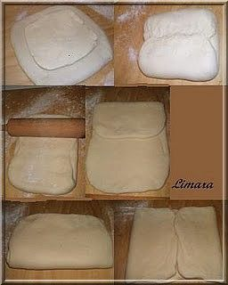 Limara péksége: Kakaós csiga - békebeli