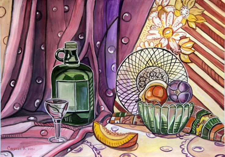 Декоративная живопись - Саляева Наталья