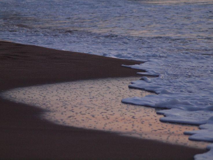 波の模様が好き☆