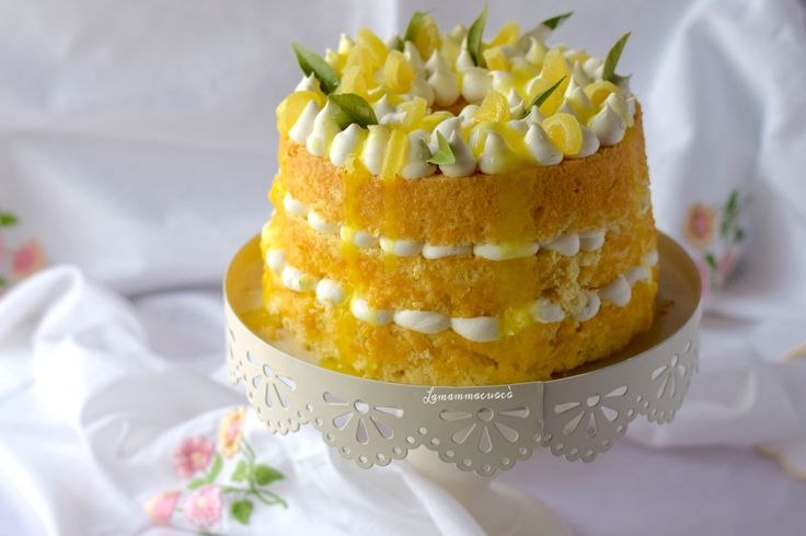 ricetta fluffosa al limoncello