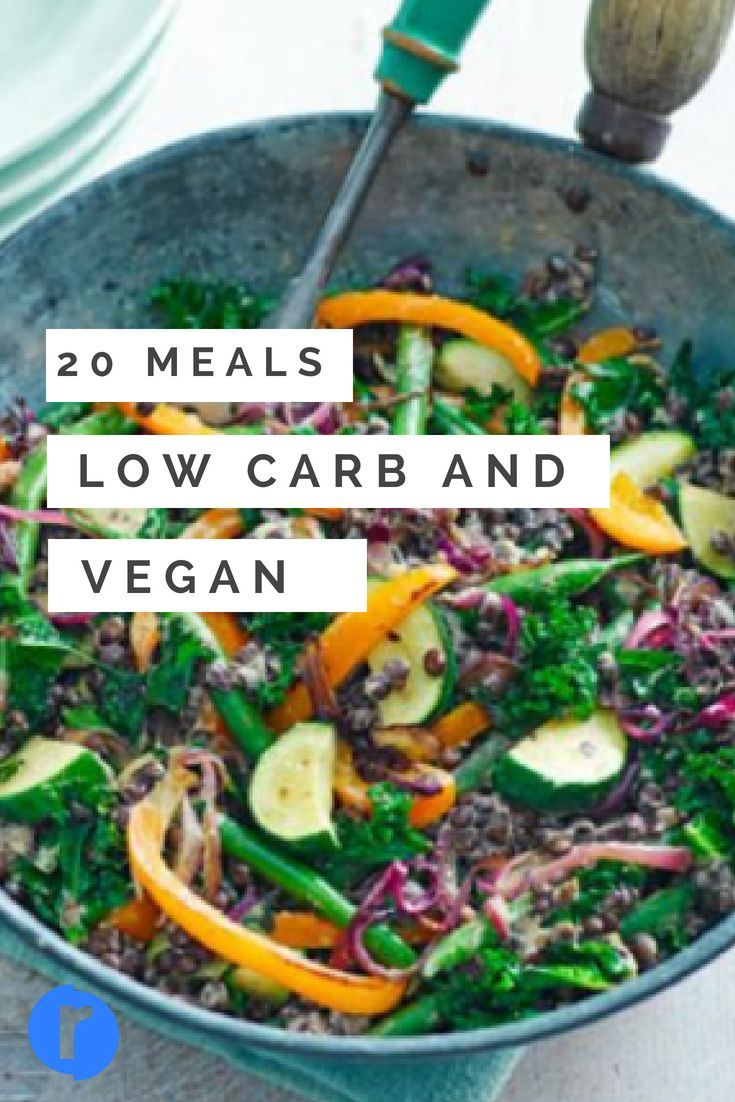 Our Low Carb Vegan Meal Plan Is Now Live Get Started And