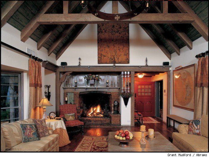 Pictures Of Smalls Living Rooms With Fireplaces